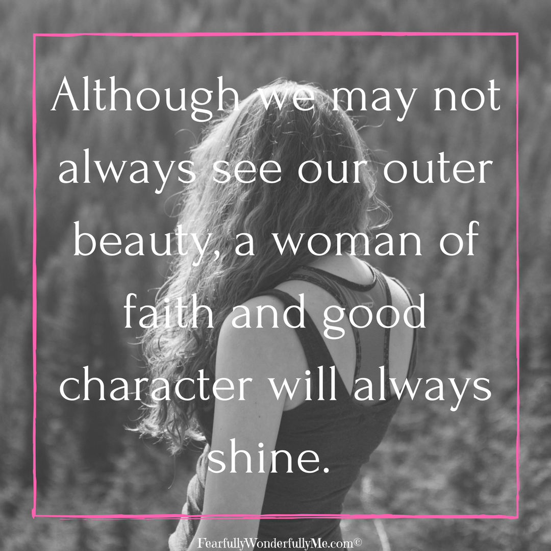 What makes a woman beautiful fearfully wonderfully me for What make a beautiful